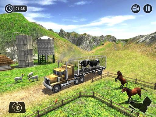 Offroad Farm Animal Truck Driving Game 2020 1.9 Screenshots 14