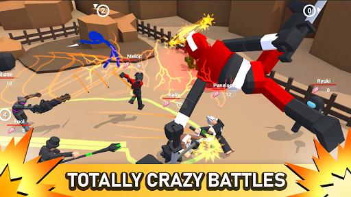 Smashgrounds.io: Ragdoll Fighting Arena BETA screenshots 2