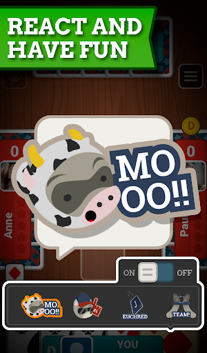 Euchre Free: Classic Card Games For Addict Players 3.7.8 screenshots 12
