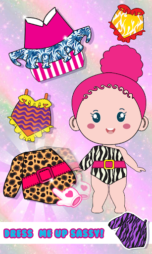 Chibbi dress up : Doll makeup games for girls 1.0.2 screenshots 11