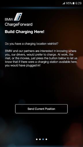bmw chargeforward screenshot 3