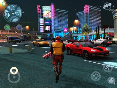 Gangstar Vegas Mod APK( Version 5.2.0p ) World of Crime 13