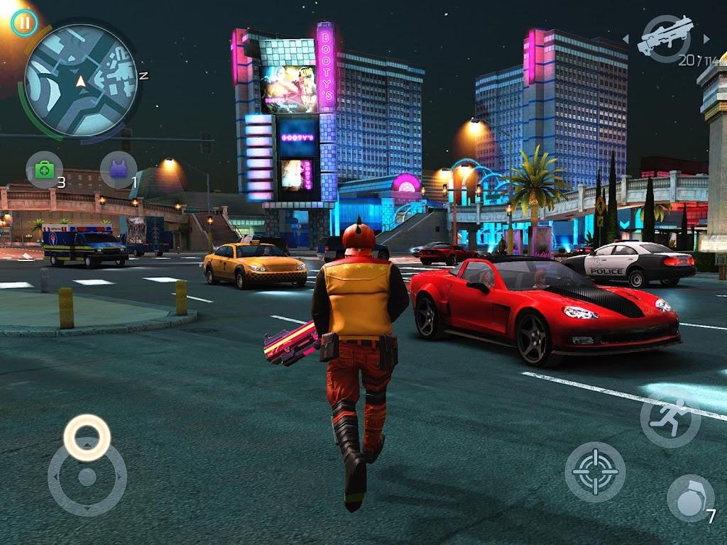 Gangstar Vegas: World of Crime  poster 20