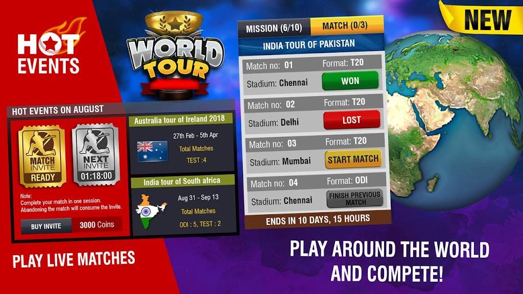 World Cricket Championship 2 - WCC2  poster 9