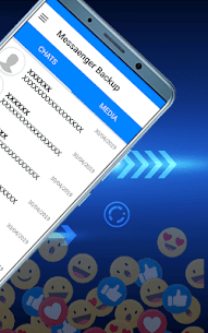 View Deleted Message Messenger 3