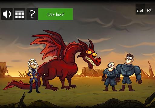 Troll Face Quest: Game of Trolls screenshots 1