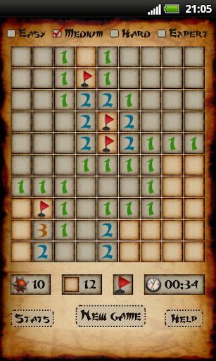 Minesweeper  screenshots 1