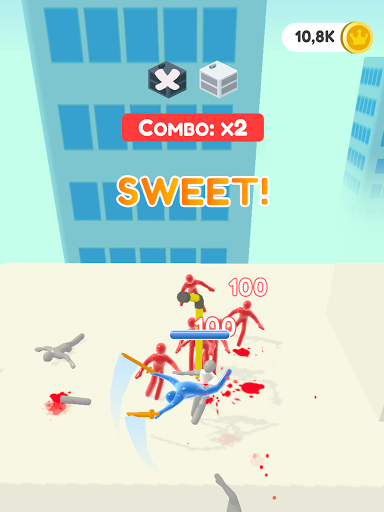Jelly Fighter: Color candy & stickman games 0.7.0 screenshots 20