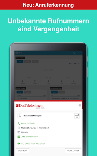 Das Telefonbuch with caller ID and spam protection  screenshots 10