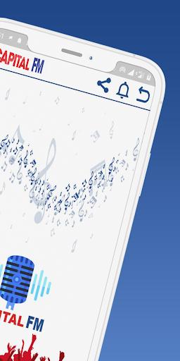 Capital FM Online Radio App 1.1.0 screenshots 2