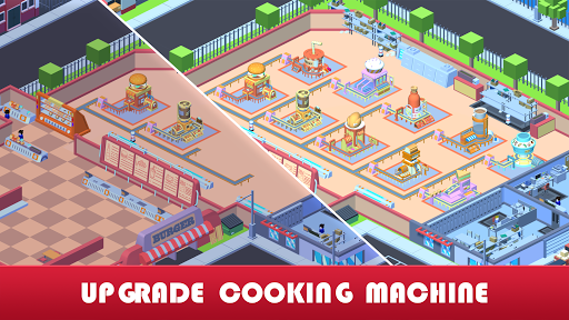 Idle Fast Food Tycoon  screenshots 1