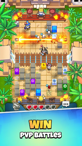 Magic Brick Wars - Epic Card Battles screenshots 1