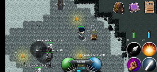 WOTU RPG Online apkpoly screenshots 1