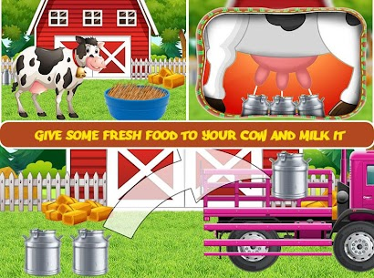 Dairy Farm Pure Milk For Pc | How To Install (Windows & Mac) 1