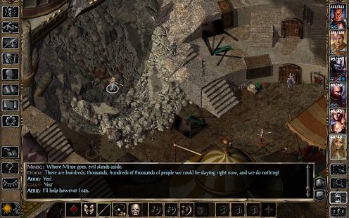 Baldur's Gate II - Screenshot 21