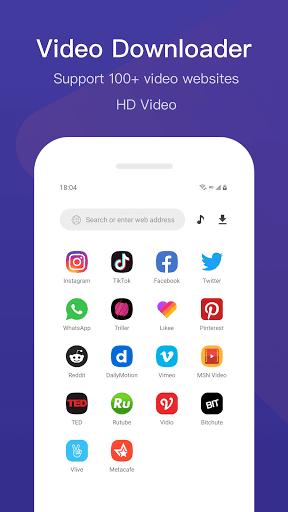 AppMate - Video Downloader 2.9.0 screenshots 1