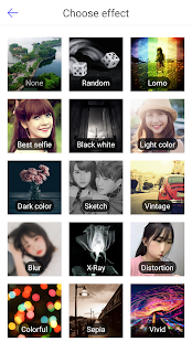 Camera 365 - Photo Filter & Video Effect Recorder Screenshot