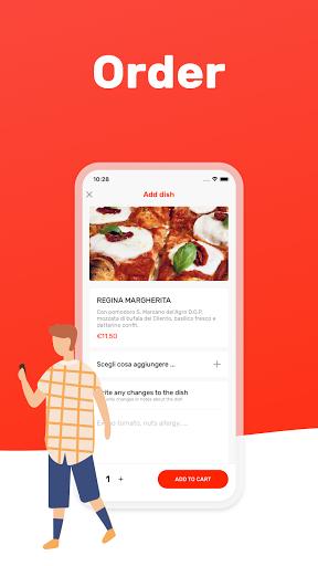 Foodracers: food delivery apktram screenshots 3