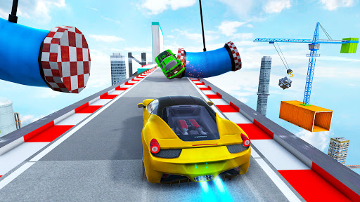 Fast Car Stunts Racing: Mega Ramp Car Games 1.3 screenshots 1