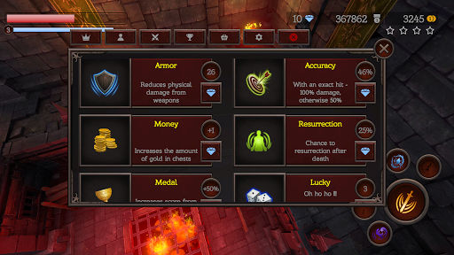 Action RPG Offline - Dungeon Mania 32 screenshots 15