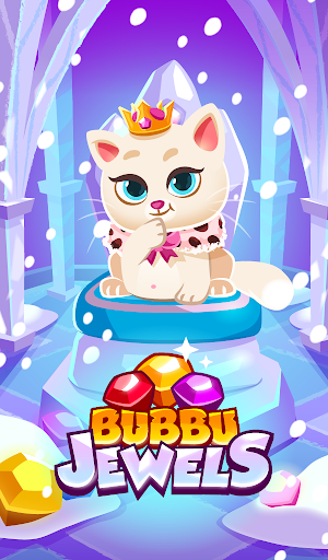 Bubbu Jewels - Merge Puzzle  screenshots 17