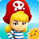 StoryToys Pirate Princess - Androidアプリ