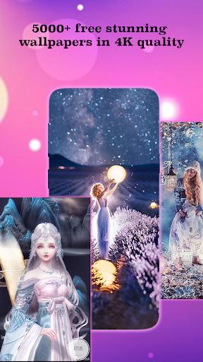 Wallpapers free - Video Wallpapers and Backgrounds apktram screenshots 1