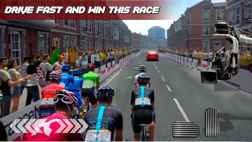 Bicycle Racing 3d : Extreme Racing  screenshots 5