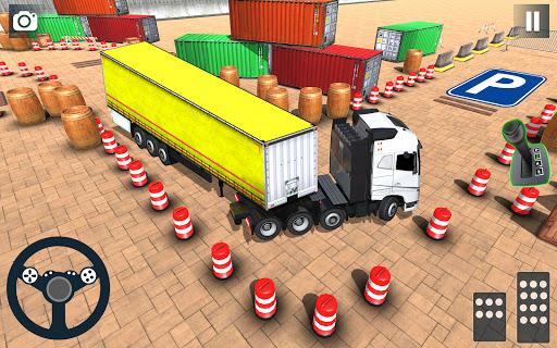 New Truck Parking 2020: Hard PvP Car Parking Games  screenshots 19