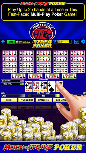 Multi-Strike Video Poker | Multi-Play Video Poker apkmr screenshots 10