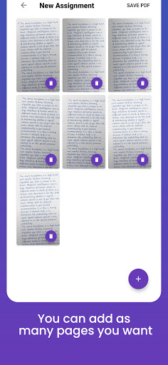 Handwriter - Text to Assignments, Essays, Letters android2mod screenshots 3