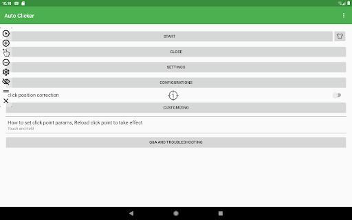 Simple Auto Clicker apktram screenshots 11