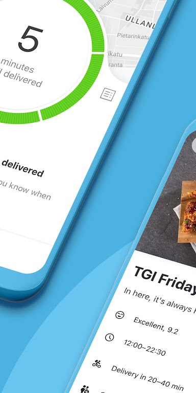 Wolt: Food delivery poster 3