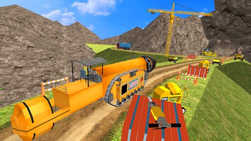 Construction Simulator Heavy Truck Driver Apkfinish screenshots 11