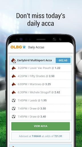 betting predictions olbg prediction