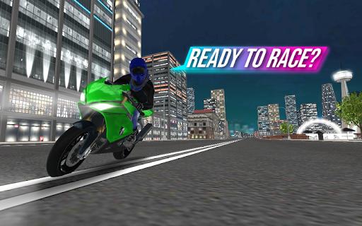 Motorcycle Real Race  screenshots 12