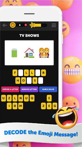 Guess The Emoji - Trivia and Guessing Game! 9.52 screenshots 1