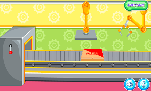 Yummy Pizza, Cooking Game  screenshots 16