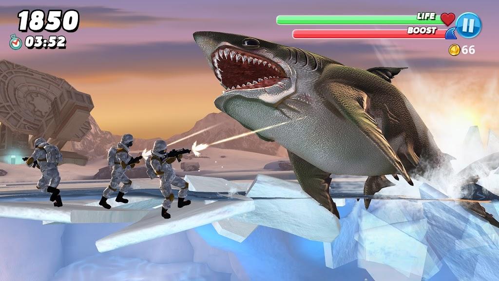 Hungry Shark World poster 8