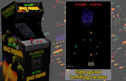 Retro Space Phoenix screenshots 4