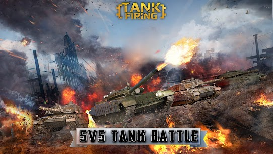 Tank Firing 1.4.1 (Ads Free) 1