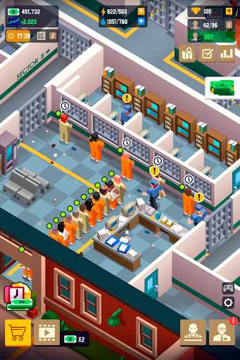 Prison Empire Tycoon - Idle Game 1.2.3 screenshots 5