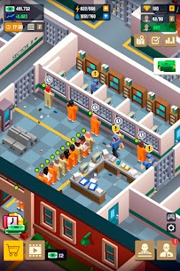 Prison Empire Tycoon – Idle Game Mod 2.2.1 Apk [Unlimited Money] 5