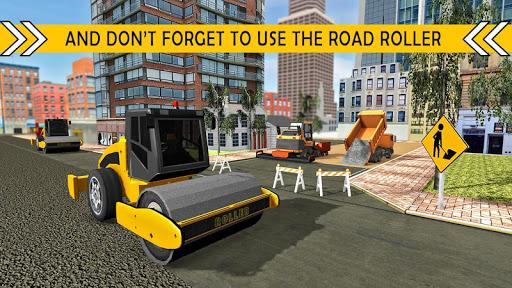 Road Builder City Construction screenshots 3