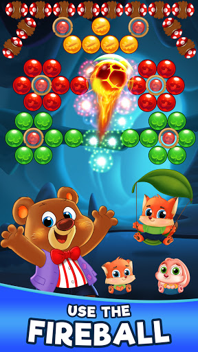 Bubble Friends Bubble Shooter Pop 1.4.81 screenshots 9