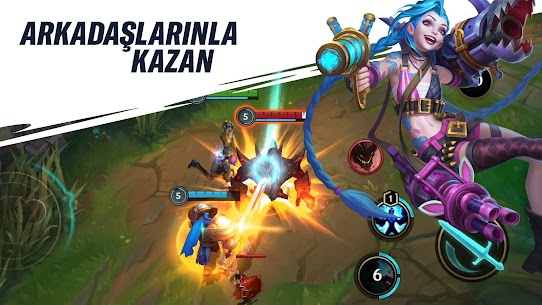 League of Legends Hileli Apk Güncel 2021** 2