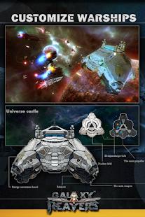 Galaxy Reavers - Starships RTS 1.2.22 Screenshots 3