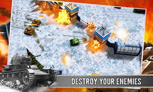 Tank War - Battle machines of war new tanks game screenshots 5