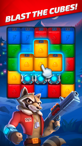 Rumble Blast u2013 3 in a row games & puzzle adventure 1.7 screenshots 2
