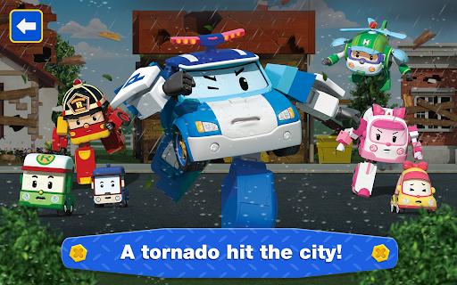 Robocar Poli: Builder! Games for Boys and Girls!  screenshots 9
